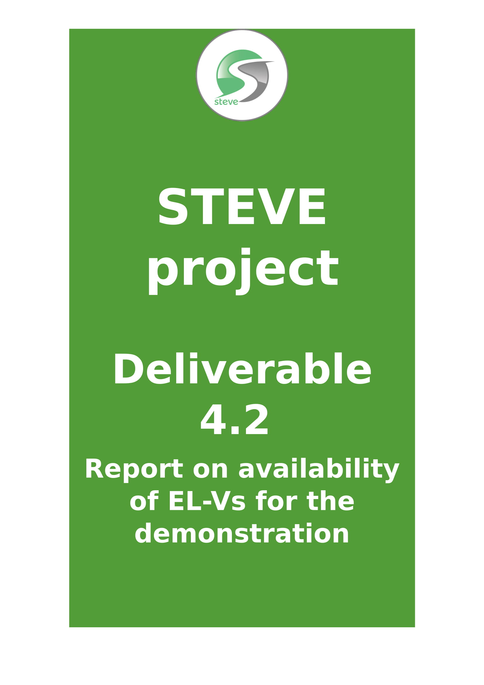 Deliverable 4.2