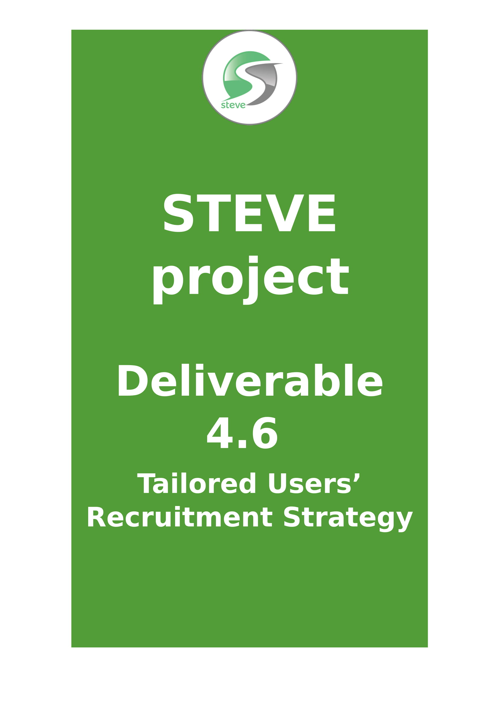 Deliverable 4.6