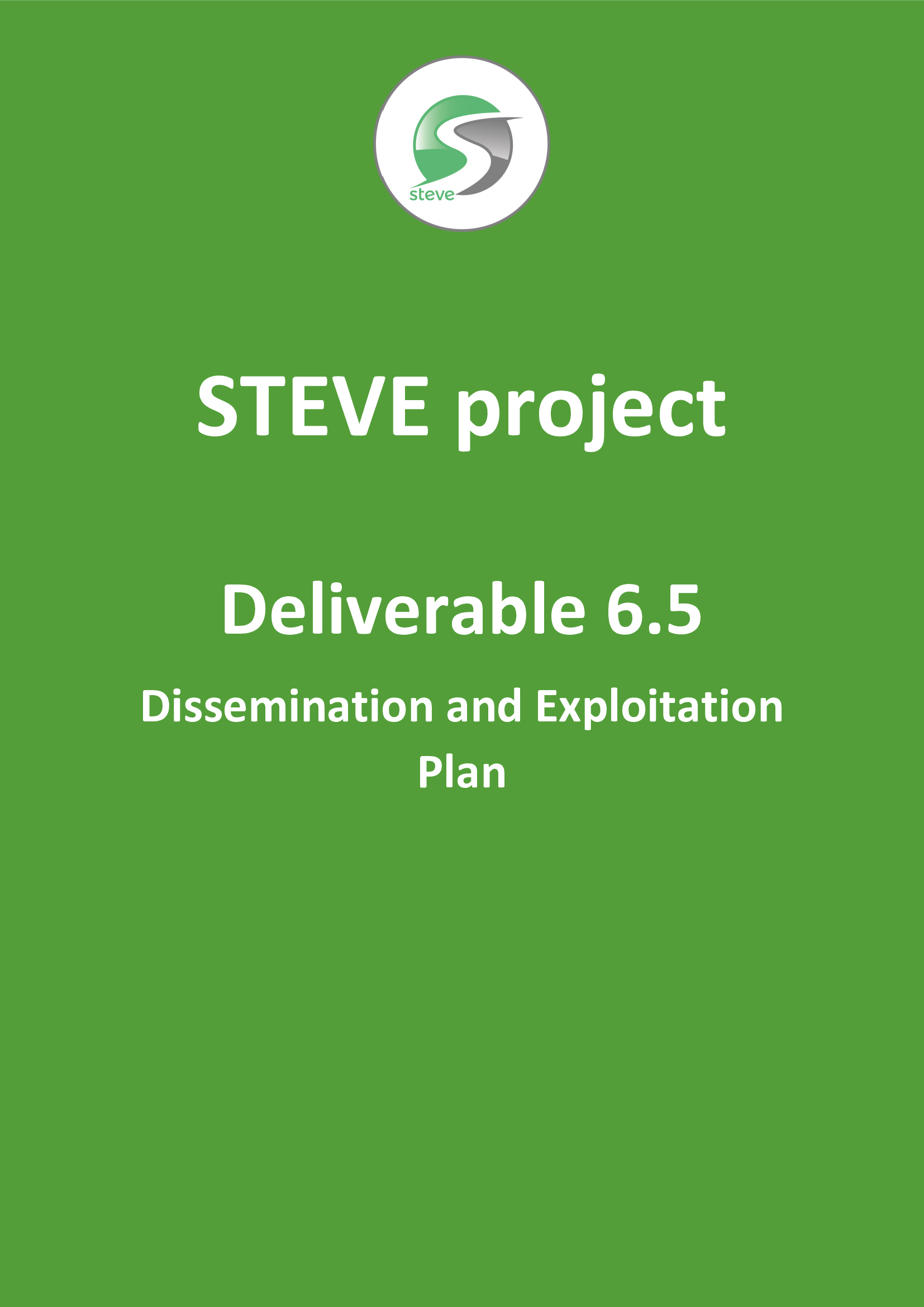 Deliverable 6.5
