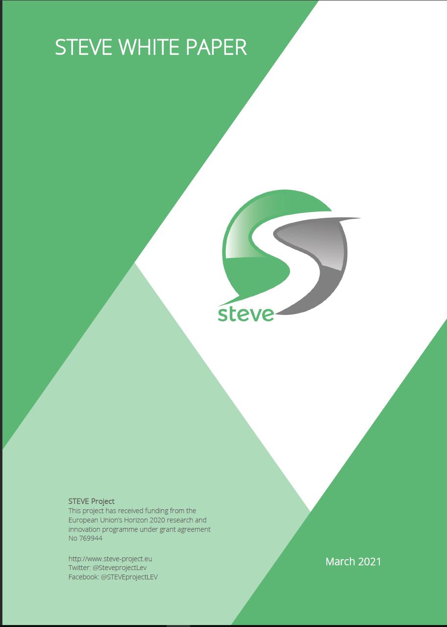Steve White Paper