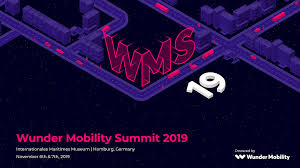 WUNDER MOBILITY SUMMIT