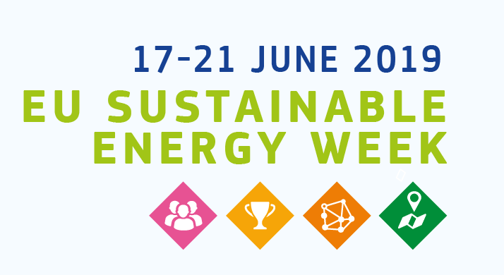EU Sustainable Energy Week (EUSEW) 2019