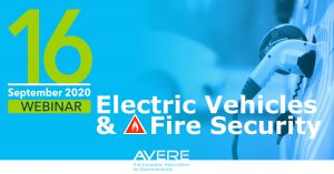 Webinar: Electric Vehicles & Fire Security