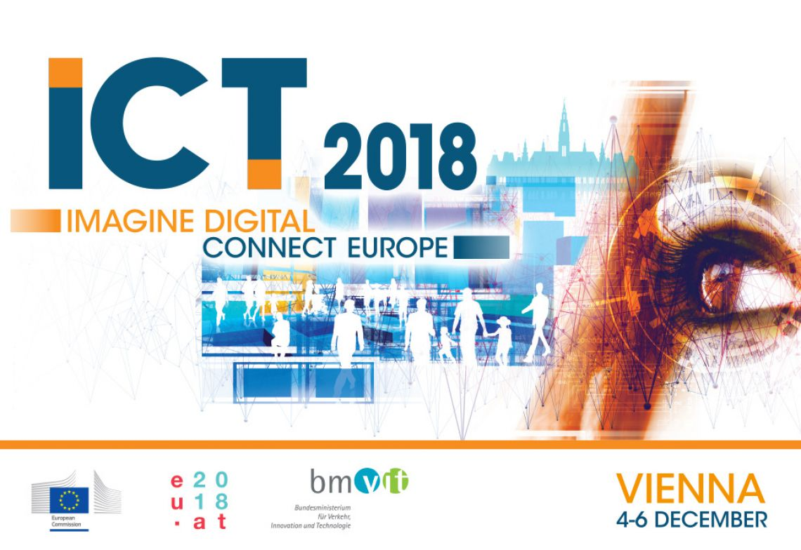 ICT 2018. Imagine Digital