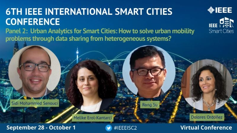 IEEE International Smart Cities Conference